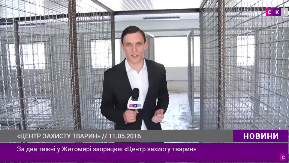 Журналісти показали на якому етапі створення Центру захисту тварин у місті